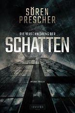 Die Verschwörung der Schatten: Mystery-Thriller