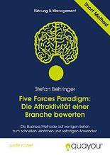 Five Forces Paradigm: Die Attraktivität einer Branche bewerten