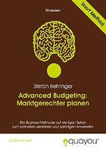Advanced Budgeting: Marktgerechter planen