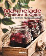 Marmelade, Konfitüre & Gelee