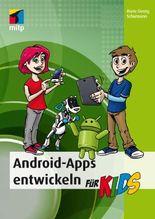 Android-Apps entwickeln (mitp für Kids) (German Edition)