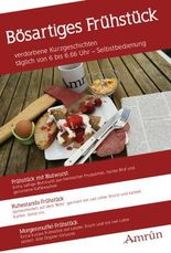 Bösartiges Frühstück (Frühstück-Anthologie 1)