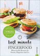Last Minute Fingerfood
