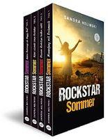Rockstar Sommer - Gesamtausgabe (Band 1-4) (Chick-Lit, Liebe) (Rockstar Sommer-Reihe)
