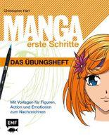 Manga Erste Schritte – Das Übungsheft