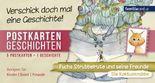 Fuchs Strubbelrute und seine Freunde – Die Kaktuskrabbe: Postkartengeschichten (Postkartengeschichten: Fuchs Strubbelrute und seine Freunde)