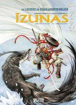 Izunas – Die Legende der scharlachroten Wolken. Band 3