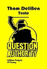 """""""Question authority"""""""