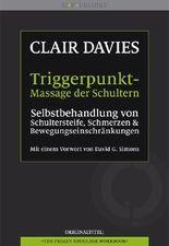 Triggerpunkt-Massage der Schultern