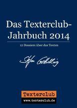 Das Texterclub-Jahrbuch 2014