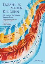 Erzähl es deinen Kindern - Die Torah in Fünf Bänden