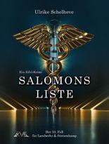 Salomons Liste - Ein Eifel-Krimi