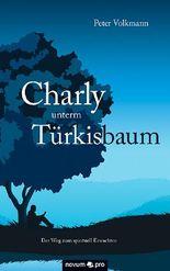Charly unterm Türkisbaum
