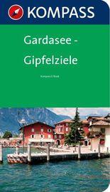 Gardasee Gipfelziele - Kompass Wanderführer
