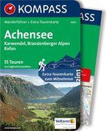 Achensee, Karwendel, Brandenberger Alpen, Rofan