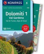 Dolomiti 1, Val Gardena, italienische Ausgabe
