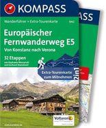 Europäischer Fernwanderweg E5, Von Konstanz nach Verona