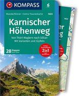 Karnischer Höhenweg, Von Thörl-Maglern nach Sillian, Mit Varianten und Gipfeln