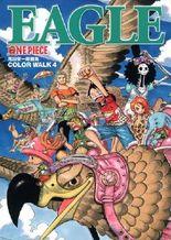 One Piece Color Walk 4 EAGLE - Artbook (One Piece)