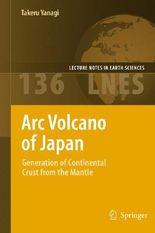 Arc Volcano of Japan