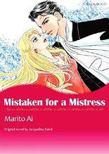 MISTAKEN FOR A MISTRESS (Mills & Boon comics)