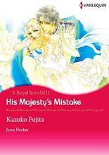 His Majesty's Mistake (Harlequin comics)