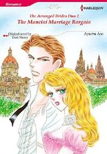 THE MANCINI MARRIAGE BARGAIN - The Arranged Brides Duo 2 (Harlequin comics)