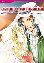 CINDERELLA AND THE SHEIKH (Harlequin comics)