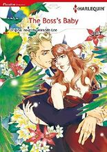THE BOSS'S BABY (Harlequin comics)