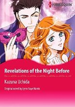 REVELATIONS OF THE NIGHT BEFORE (Harlequin comics)