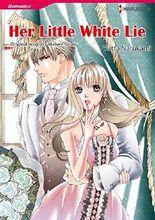 HER LITTLE WHITE LIE (Harlequin comics)