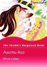 The Sheikh's Bargained Bride (Harlequin comics)