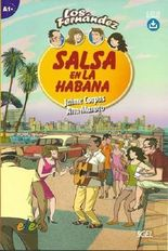 Salsa en la Habana: Easy Reader in Spanish Level A1+ (Los Fernandez)