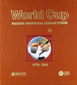 Panini World Cup Football Collections 1970-2010