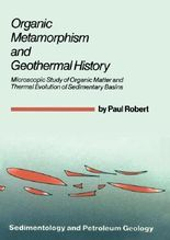 Organic Metamorphism and Geothermal History