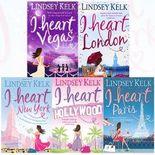 I Heart Series Lindsey Kelk Collection 5 Books Bundle (I Heart New York, I Heart Hollywood, I Heart Paris, I Heart Vegas, I Heart London)