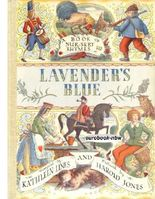 A Book of Nursery Rhymes: Lavender's Blue. Illustrated