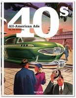 ALL AMERICAN ADS OF THE 40S