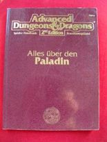 Advanced Dungeons and Dragons (AD&D): Alles über den PALADIN