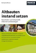 Altbauten richtig instand setzen: Schadstoffe erkennen und beseitigen