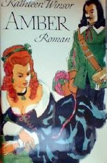 Amber : Roman. [Ins Dt. übertr. von N. O. Scarpi]