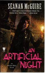 An Artificial Night: Book Three of Toby Daye (October Daye)