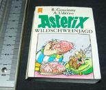 Asterix Wilschweinjagt, Heyne Mini Buch 1988