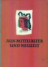 Aus Mittelalter und Neuzeit II Für die Mittelklassen Ausgabe B