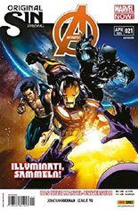 Avengers #21 - Original Sin (2015, Panini) ***MARVEL NOW***