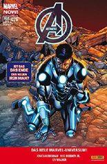 Avengers #25 (2015, Panini) ***MARVEL NOW***