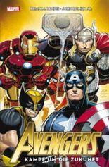 Avengers Paperback #1 - Kampf um die Zukunft (2012, Panini)