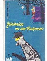 Geheimnisse um den Flachbunker (Peb Bücherei)