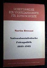 Nationalsozialistische Polenpolitik 1939 - 1945