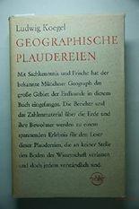 Geographische Plaudereien
